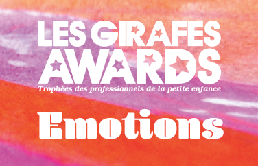 E-Boîte Girafes Awards Emotions